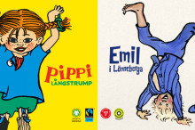 Pippi and Emil